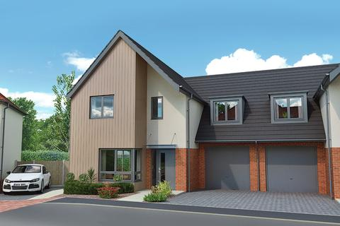3 bedroom semi-detached house for sale - Plot 12, The Butterfield C at Seawood, Seawood, Sheringham, Norfolk NR26