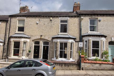 2 bedroom terraced house to rent - Russell Street, York, YO23 1 NW