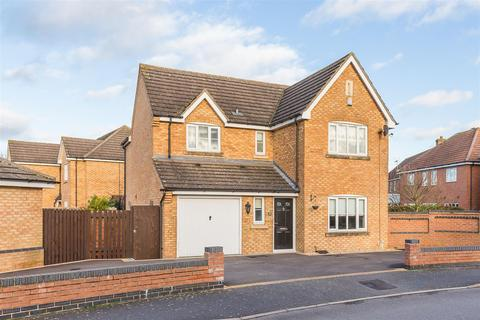 4 bedroom detached house for sale - Dorchester Way, North Hykeham, Lincoln