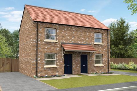 2 bedroom semi-detached house for sale - Green Man Road, Navenby, Lincoln