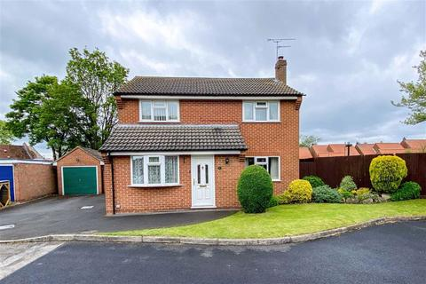 4 bedroom detached house for sale - Old Rectory Close, East Leake, LE12