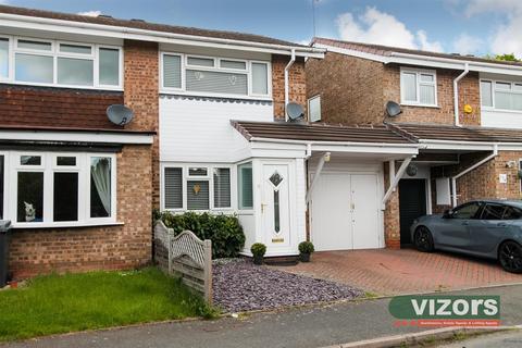 2 bedroom semi-detached house for sale - Donnington Close, Redditch