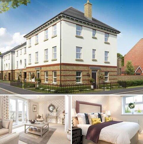 3 bedroom semi-detached house for sale - Plot 393, Durrington at Bruneval Gardens, Pennefather's Road, Wellesley, Aldershot GU11