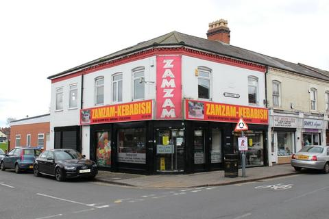 Restaurant to rent - Zamzam Kebabish (UK) Ltd, 230-232 Ladypool Road, Birmingham, West Midlands