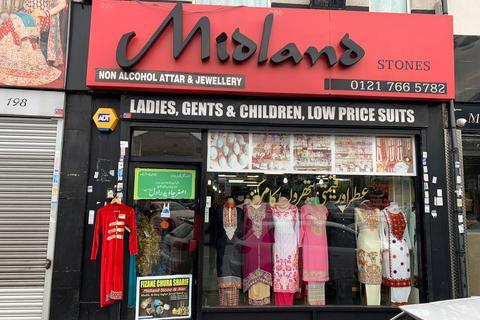 Retail property (high street) for sale - Ladypool Road, Birmingham, West Midlands