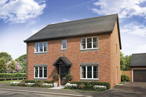 4 bedroom detached house for sale - Plot 2, The Mulberry at Malvhina Court, Brook Farm Drive, Malvern WR14