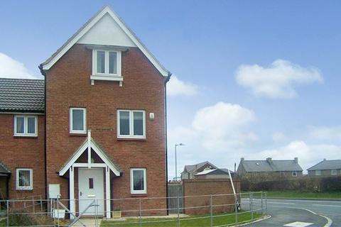 3 bedroom townhouse for sale - Maple Drive, Widdrington, Morpeth, Northumberland, NE61 5PF