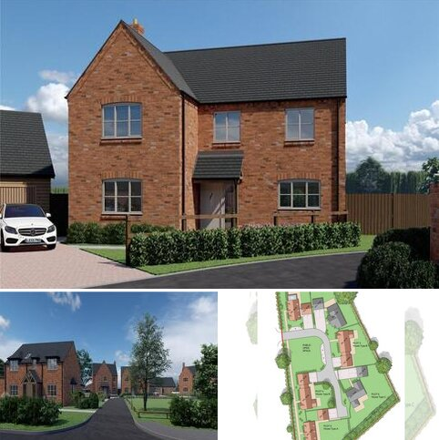 4 bedroom detached house for sale - Alexander Close, Great Bowden, Market Harborough, Leicestershire
