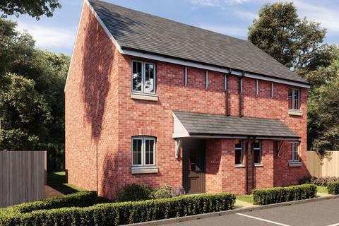 2 bedroom semi-detached house for sale - Plot 3, High Street, Fleckney, Leicester