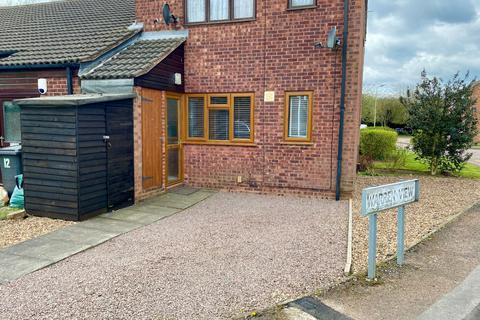 1 bedroom maisonette for sale - Warren Avenue,Leicester,LE4 9WY