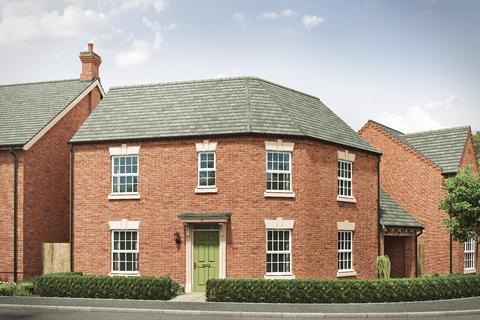 3 bedroom detached house for sale - Leicester Road,Market Harborough,LE16 7BN