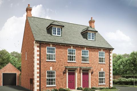 3 bedroom semi-detached house for sale - Leicester Road,Market Harborough,LE16 7BN