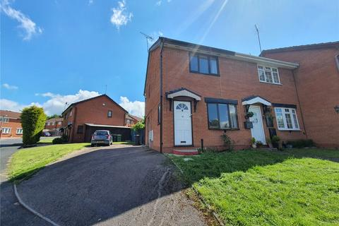2 bedroom end of terrace house for sale - Turners Close, Worcester, WR4