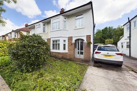 3 bedroom semi-detached house for sale - Waun-Y-Groes Avenue, Rhiwbina, Cardiff. CF14 4SY