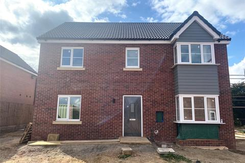 4 bedroom detached house for sale - Strood Close, Harlaxton, NG32