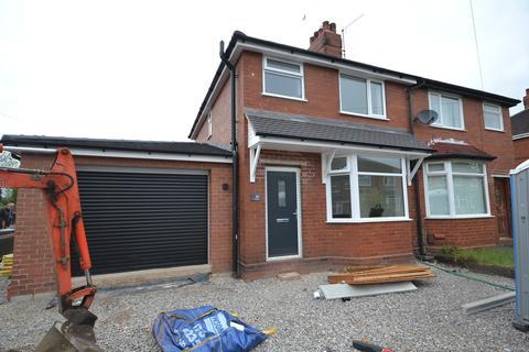 3 bedroom semi-detached house to rent - Hollinshead Avenue, Newcastle