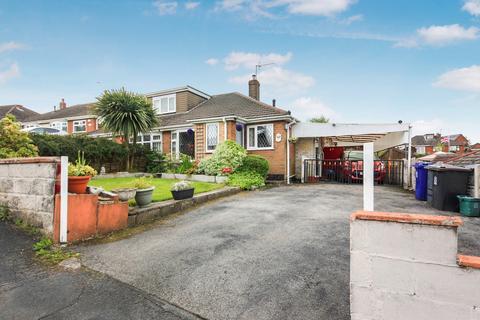 3 bedroom semi-detached bungalow for sale - Hazel Close, Kidsgrove, Stoke-on-Trent