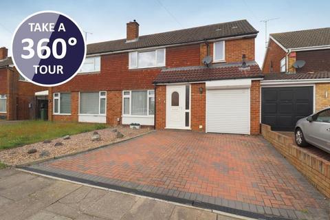 4 bedroom semi-detached house for sale - Gransden Close, Limbury Mead, Luton, Bedfordshire, LU3 2UJ