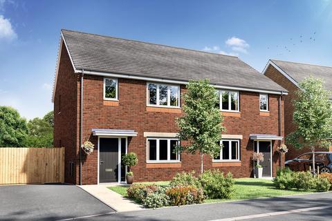 3 bedroom semi-detached house for sale - Plot 22, The Bailey at Olive Farm, Methuen Drive, Hoghton, Preston PR5