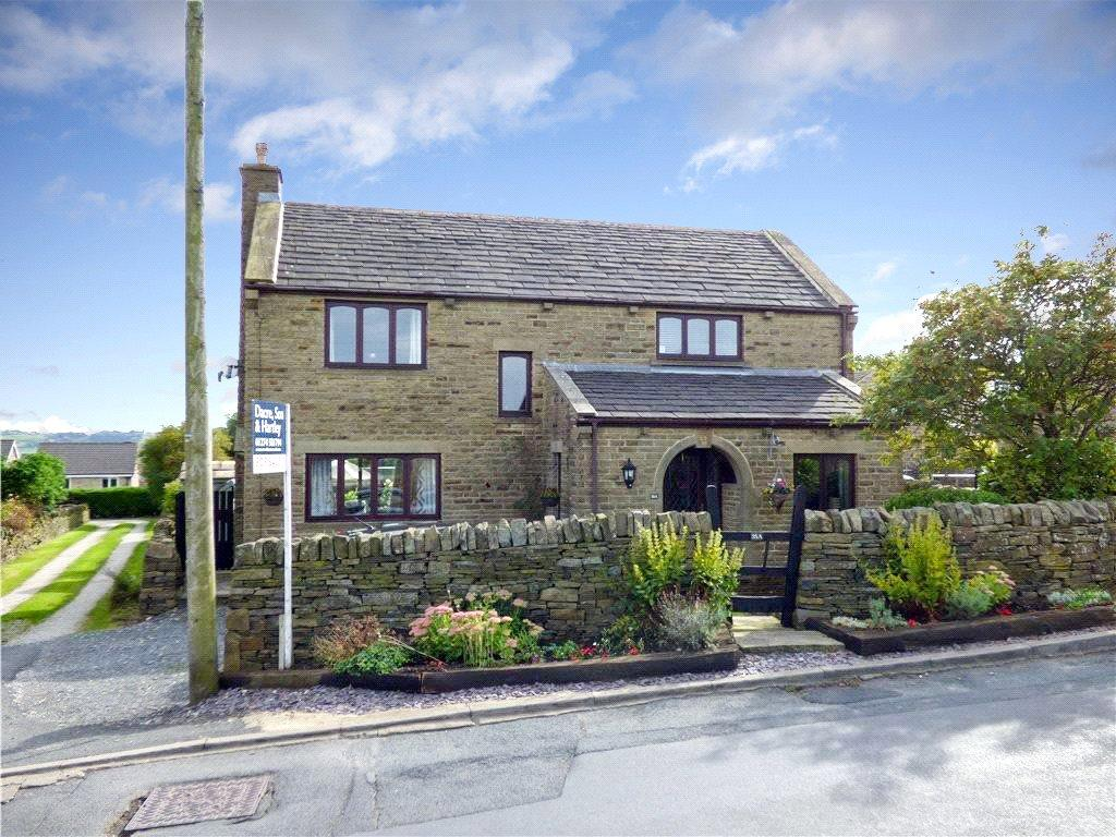 4 Bedrooms Detached House for sale in Back Lane, Thornton, Bradford