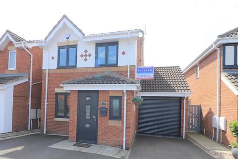 3 bedroom detached house for sale - New Moor Close, Ashington