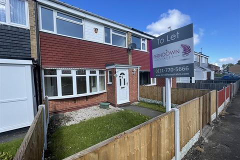 3 bedroom terraced house to rent - Kington Gardens, Chelmsley Wood