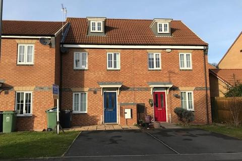 3 bedroom terraced house for sale - Hartoft Square, Trinity Square, Hartlepool