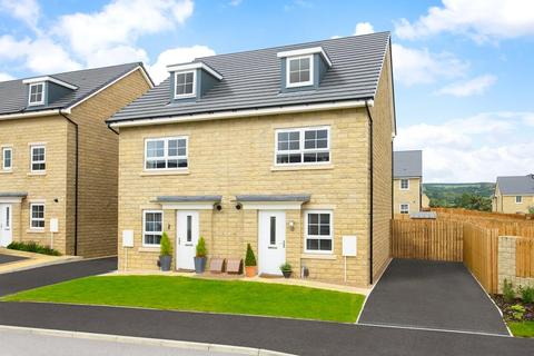 3 bedroom semi-detached house for sale - Plot 109, Kingsville at Saxon Dene, Silsden, Belton Road, Silsden, KEIGHLEY BD20