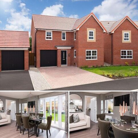 4 bedroom detached house for sale - Plot 18, Hale at Lyveden Fields, Livingstone Road, Corby, CORBY NN18