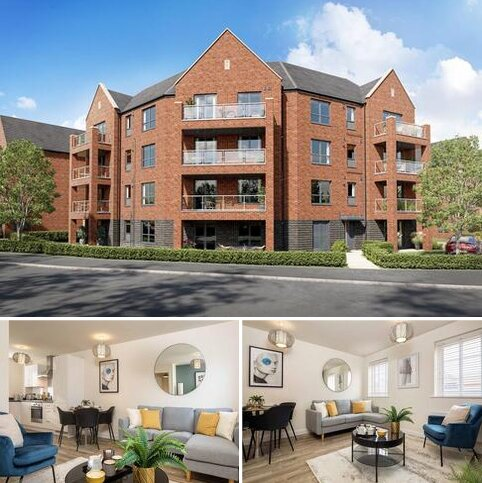 1 bedroom apartment for sale - Plot 62, Willow Court at Barratt Homes at Linmere, Houghton Road, Chalton, HOUGHTON REGIS LU4