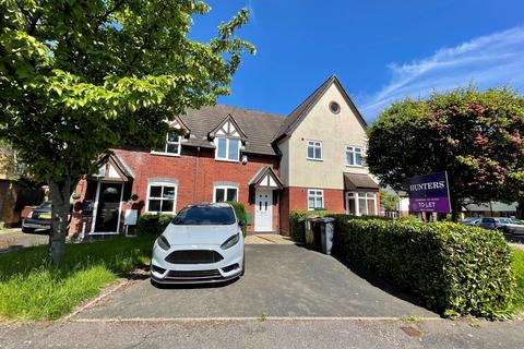 2 bedroom townhouse to rent - Kerswell Drive, Monkspath, Solihull, West Midlands