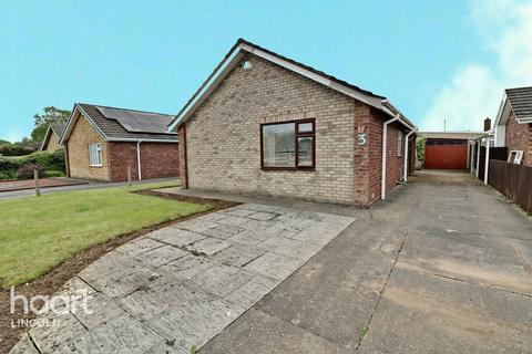 3 bedroom detached bungalow for sale - Godber Drive, Bracebridge Heath