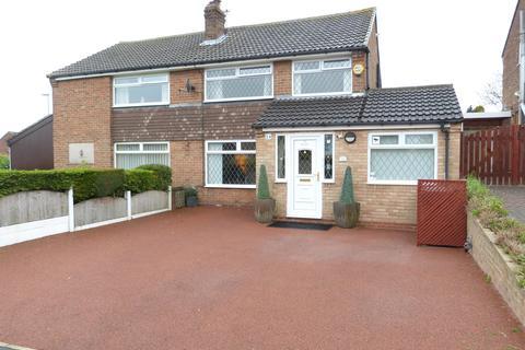 3 bedroom semi-detached house for sale - Gascoigne Road, Barwick In Elmet, LS15 4LR