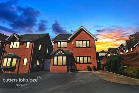 3 bedroom link detached house for sale - Werrington Road, Stoke-On-Trent ST2 9AE