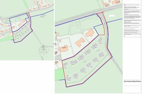 Plot for sale - Bellfield Road, Coalburn, Lanark, Lanarkshire, ML11 0LD