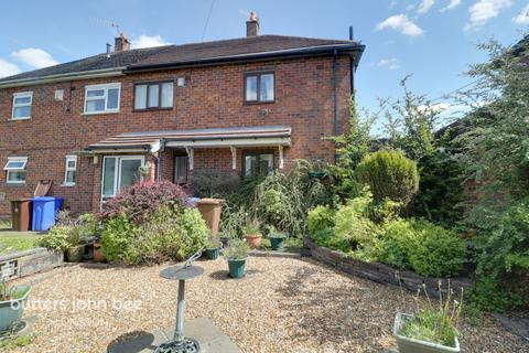 2 bedroom semi-detached house for sale - Critchlow Grove, Stoke-On-Trent
