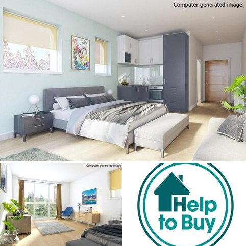 Studio for sale - Shakespeare House, Shakespeare Road, Central Finchley