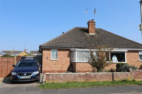 2 bedroom bungalow for sale - Hillary Road, Leckhampton, Cheltenham, Gloucestershire, GL53