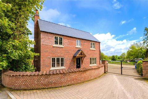 4 bedroom detached house for sale - Laundon Road, Threekingham, Sleaford, NG34