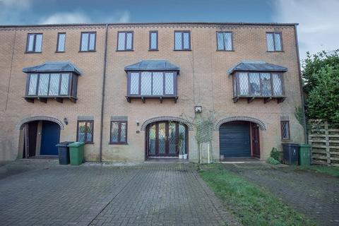4 bedroom terraced house for sale - Willow Close, Uppingham, Oakham, Rutland. LE15 9RD