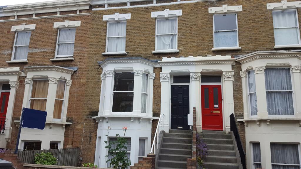 One bedroom upper ground floor flat