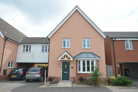 4 bedroom link detached house for sale - Worcester Road, New Costessey
