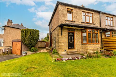 3 bedroom semi-detached house for sale - Quarmby Road, Quarmby, Huddersfield, West Yorkshire, HD3