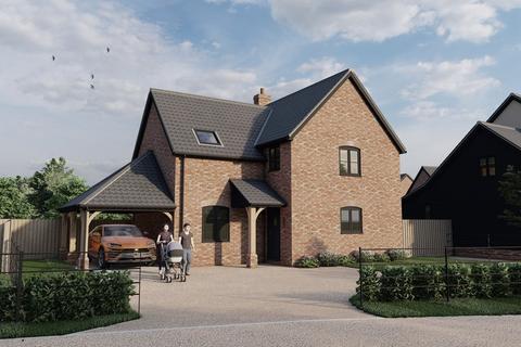 4 bedroom detached house for sale - Whittington