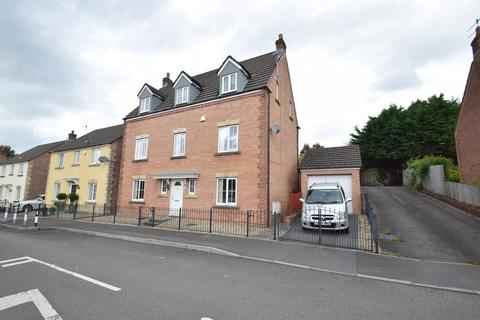 5 bedroom detached house for sale - 24 Leyshon Way, Bryncethin, Bridgend, Bridgend County Borough, CF32 9AZ