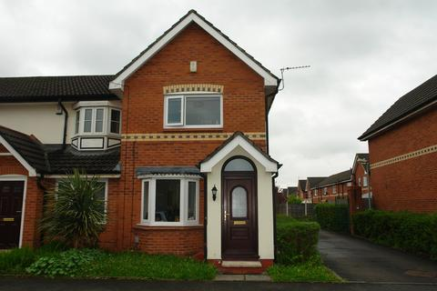 2 bedroom semi-detached house for sale - Tymm Street, Manchester