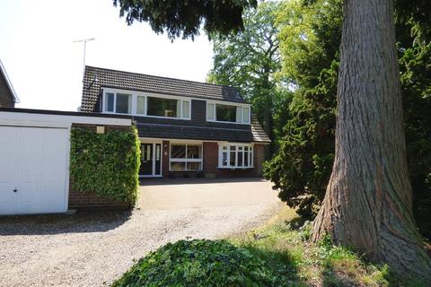 4 bedroom detached house for sale - Vicarage Way, Rowley Park, Stafford