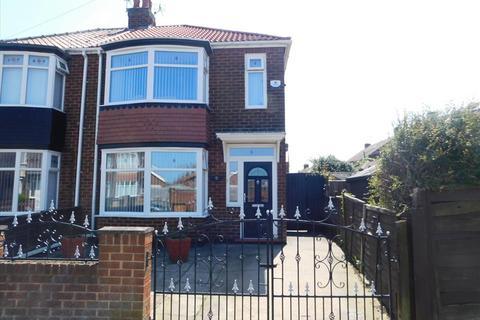 3 bedroom semi-detached house for sale - KYLE AVENUE, HARTLEPOOL, Hartlepool, TS25 5LS