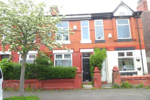 3 bedroom terraced house to rent - Thornton Road, Rusholme, Manchester