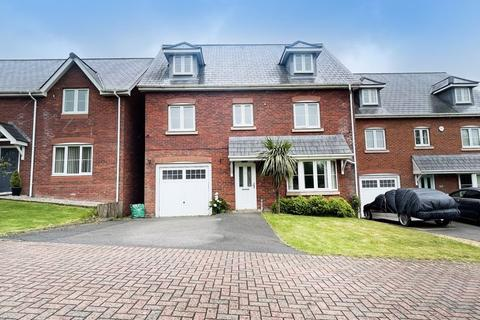 5 bedroom detached house for sale - Coed Derw Broadlands Bridgend CF31 5HA